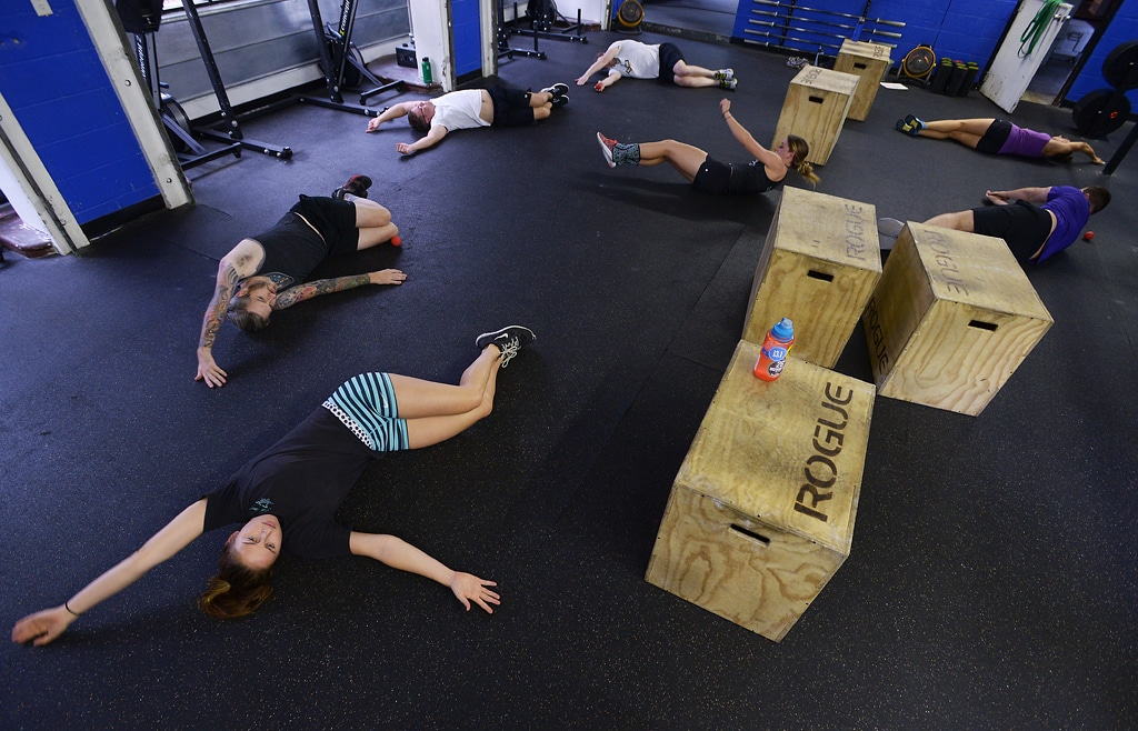 crossfit dedicated gym