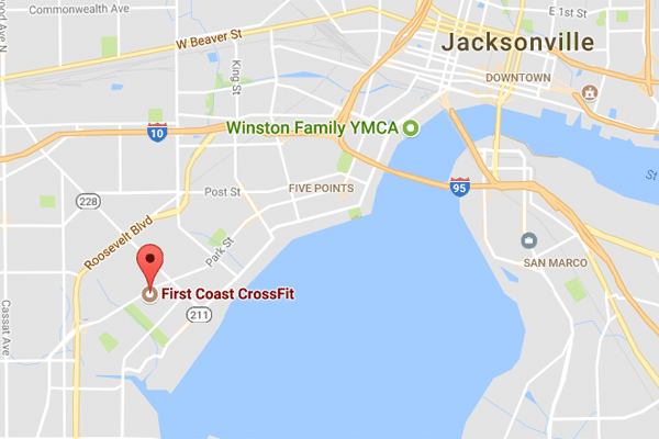 crossfit program in jacksonville